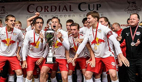 International: Cordial Cup 2018 im LIVESTREAM auf Goal