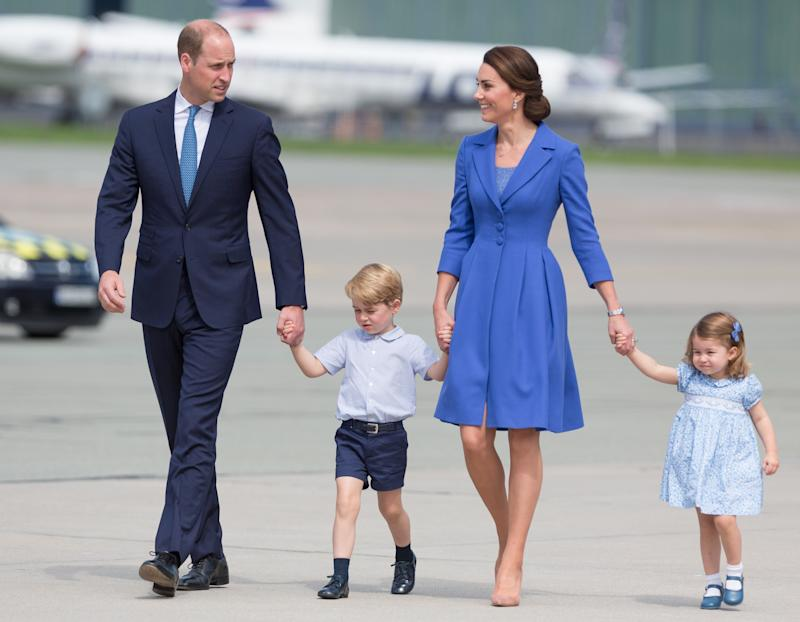 People Can't Stop Talking About Kate Middleton and Prince William Flying Commercial