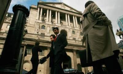 Bank Of England Holds Base Rate At 0.5%