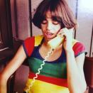 """<p>Awkward! Lisa Rinna, as a teen in the late '70s: """"I remind my girls how lucky they are this is my 14."""" -<a href=""""https://www.instagram.com/p/BHH92zDjGii/?hl=en"""" rel=""""nofollow noopener"""" target=""""_blank"""" data-ylk=""""slk:@lisarinna"""" class=""""link rapid-noclick-resp"""">@lisarinna</a> (Instagram) </p>"""
