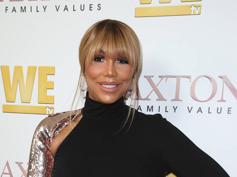 Tamar Braxton blames 'toxic' reality TV industry for suicide attempt