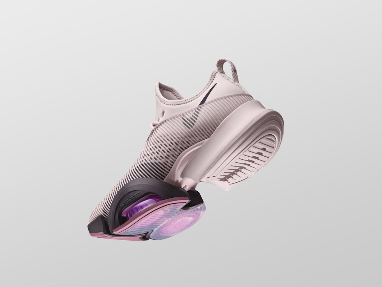 """$120, Nike. <a href=""""https://www.nike.com/t/air-zoom-superrep-womens-hiit-class-shoe-4FnmRp"""">Get it now!</a>"""