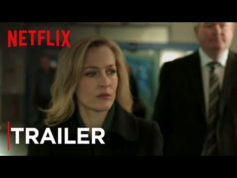 """<p><strong>Who's in it: </strong>Gillian Anderson, Jamie Dornan.</p><p>For those of you who didn't watch The Fall when it first aired in 2013, now's the perfect time to play catch up. Anderson plays the brilliant Superintendent Detective Stella Gibson, while Dornan takes on a far more sinister role than we're used to seeing him play.</p><p><a href=""""https://www.youtube.com/watch?v=dyFrBC1rAcg"""" rel=""""nofollow noopener"""" target=""""_blank"""" data-ylk=""""slk:See the original post on Youtube"""" class=""""link rapid-noclick-resp"""">See the original post on Youtube</a></p>"""