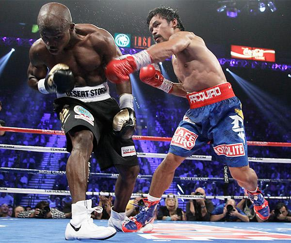 Manny Pacquiao, AP