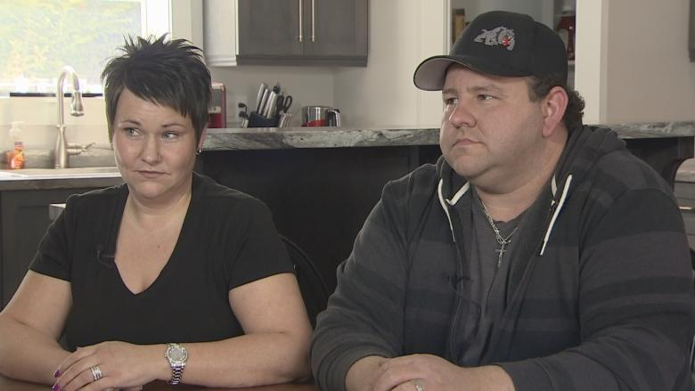 Couple worried 'dream home' will go unfinished due to Skymark financial woes