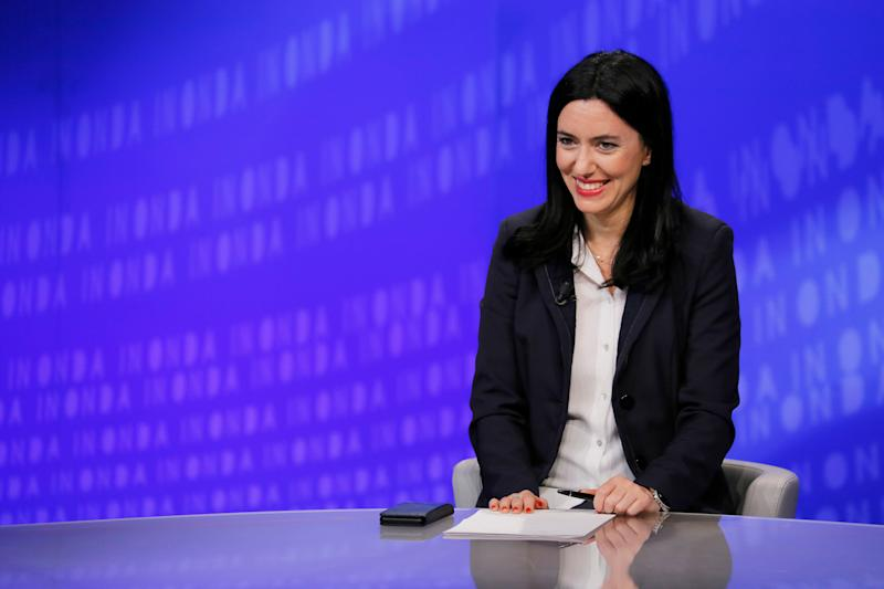 """ROME, ITALY - JULY 02: Italian Minister Education Lucia Azzolina attends the """"In Onda"""" TV Show at La7 Studios on July 02, 2020 in Rome, Italy. (Photo by Ernesto Ruscio/Getty Images) (Photo: Ernesto Ruscio via Getty Images)"""