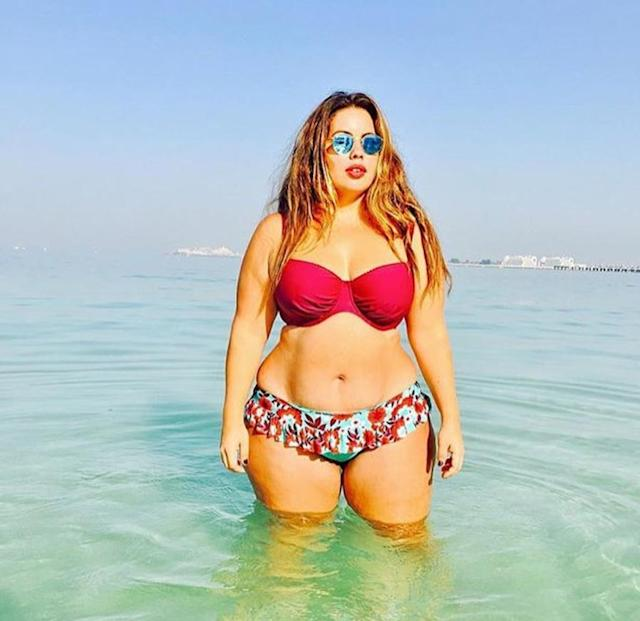 """<p>""""It started as an Instagram account and has quickly grown into a thriving Facebook community with over 500 members."""" (Photo: Fat Girls Traveling/Instagram) </p>"""