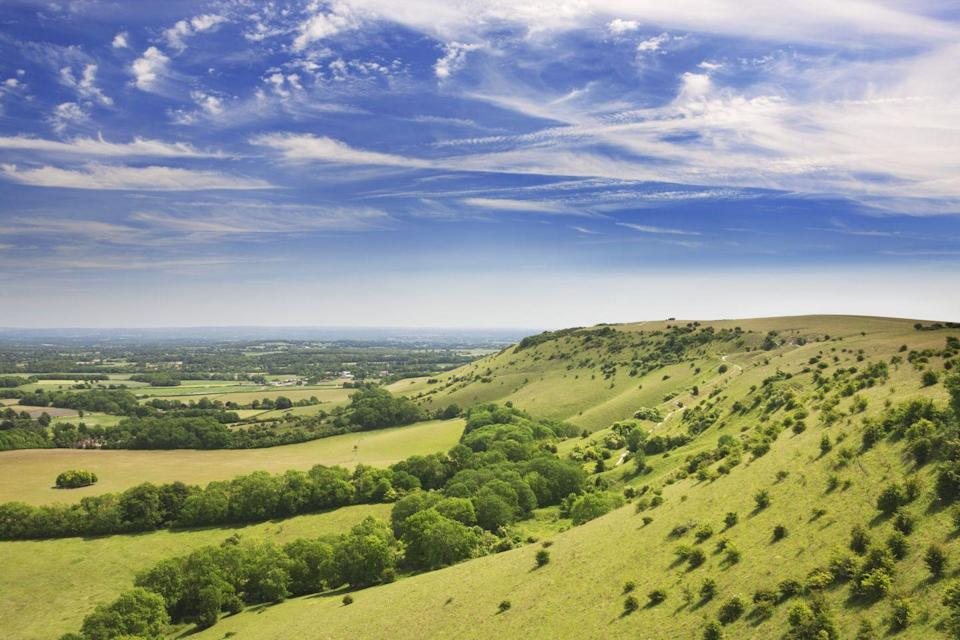<p>There's so much to do in Brighton that we'd forgive you if you never make it out of the city centre, but you'd be missing out on some of the most beautiful scenery in south east England.</p><p>Pack a picnic and take a bus or car to reach the rolling South Downs National Park, a vast green space stretching down to the coast, where you'll find endless romantic country walks and spectacular views.</p>