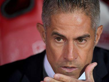 Ligue 1: Struggling Lyon plan to dismiss coach Sylvinho, 11 matches after handing him reins of team