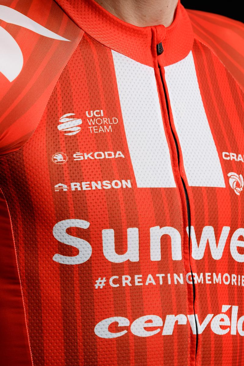 The new kit is largely unchanged from 2019