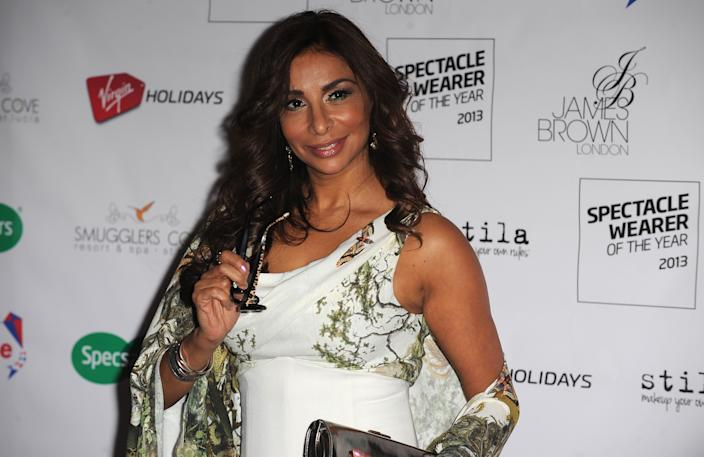 Shobna Gulati has revealed that writing a book about her mother has made her examine herself  (Photo by Ferdaus Shamim/WireImage)
