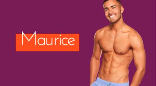However, on the official Love Island Australia website, Maurice is listed as the 11th Islander. Photo: Channel Nine
