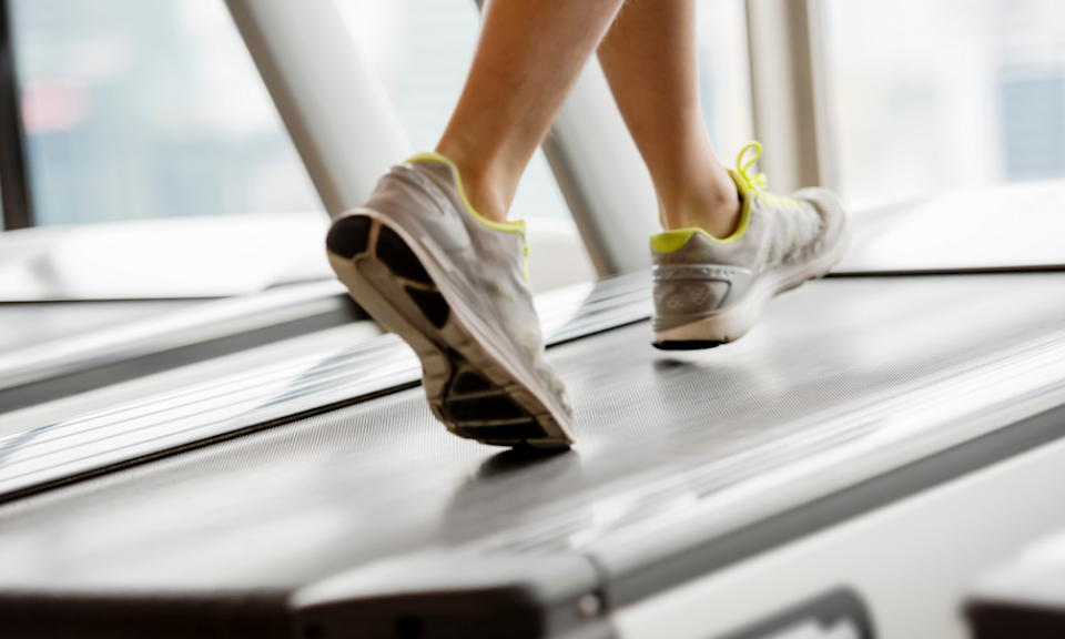 Save a bundle on treadmills today at Amazon—run, don't walk! (Photo: Canva)