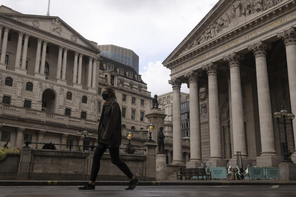 Although the BoE will not immediately sell-off bonds issued by businesses that have high carbon emissions, such firms will have a mandatory requirement to disclose emissions and or risk no longer being eligible for bond purchases. Photo: Dan Kitwood/Getty Images