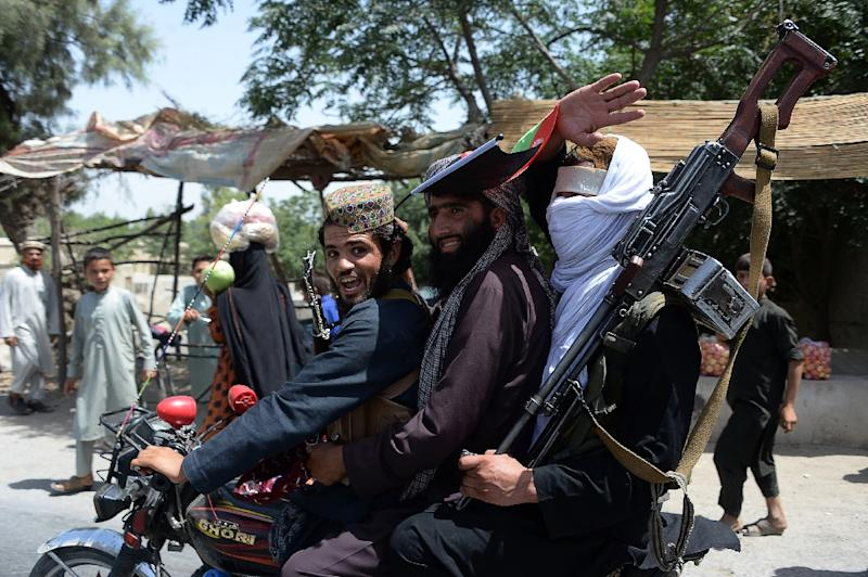 The first formal nationwide ceasefire since the 2001 US invasion had been widely welcomed across the country as Afghans -- Taliban, security forces and civilians -- celebrated Eid (AFP Photo/NOORULLAH SHIRZADA)