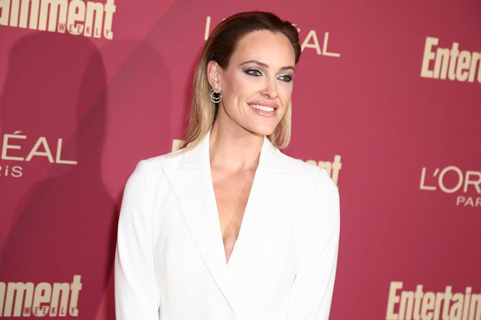 Peta Murgatroyd attends the 2019 Entertainment Weekly Pre-Emmy Party at Sunset Tower on Sept. 20 in Los Angeles. (Photo: Leon Bennett/WireImage)