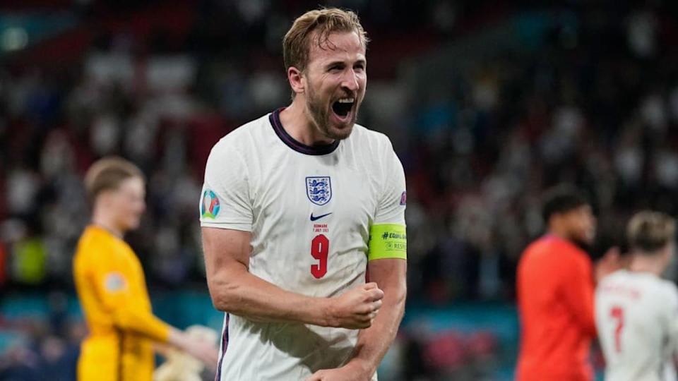 Harry Kane | Frank Augstein - Pool/Getty Images