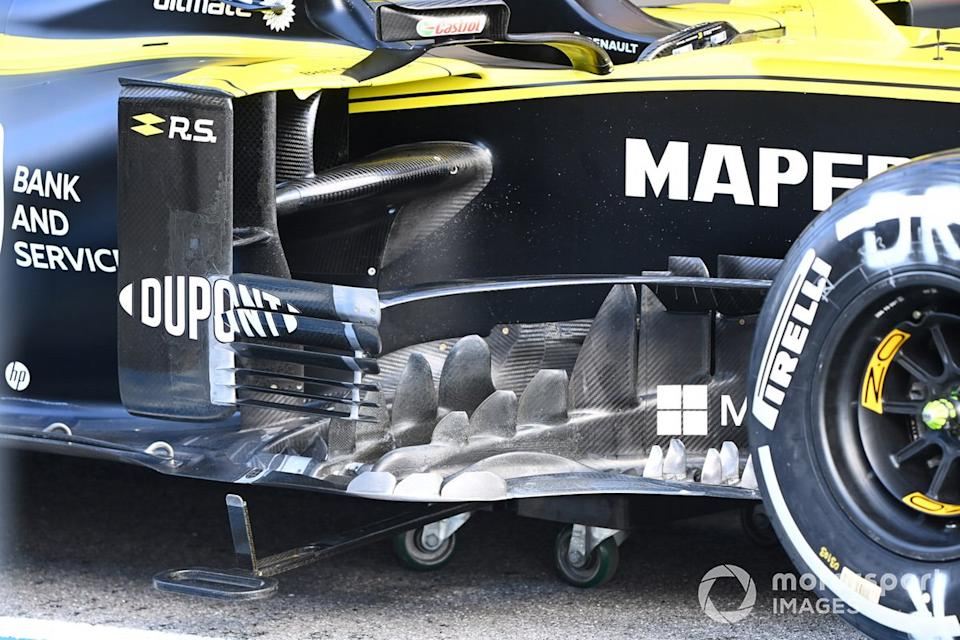 "Renault technical detail<span class=""copyright"">Mark Sutton / Motorsport Images</span>"