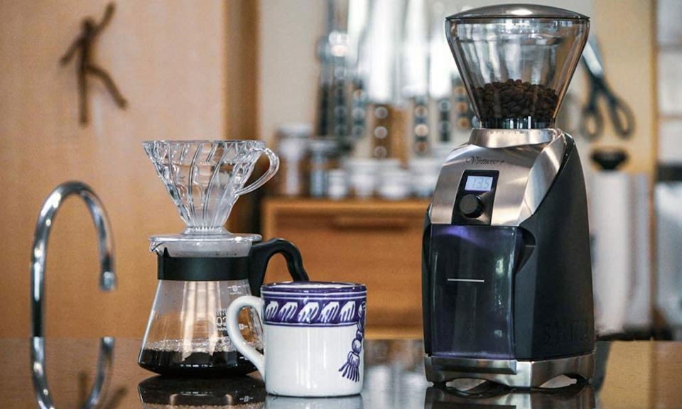 Holiday Gift Guide: Baratza Virtuoso+ coffee grinder