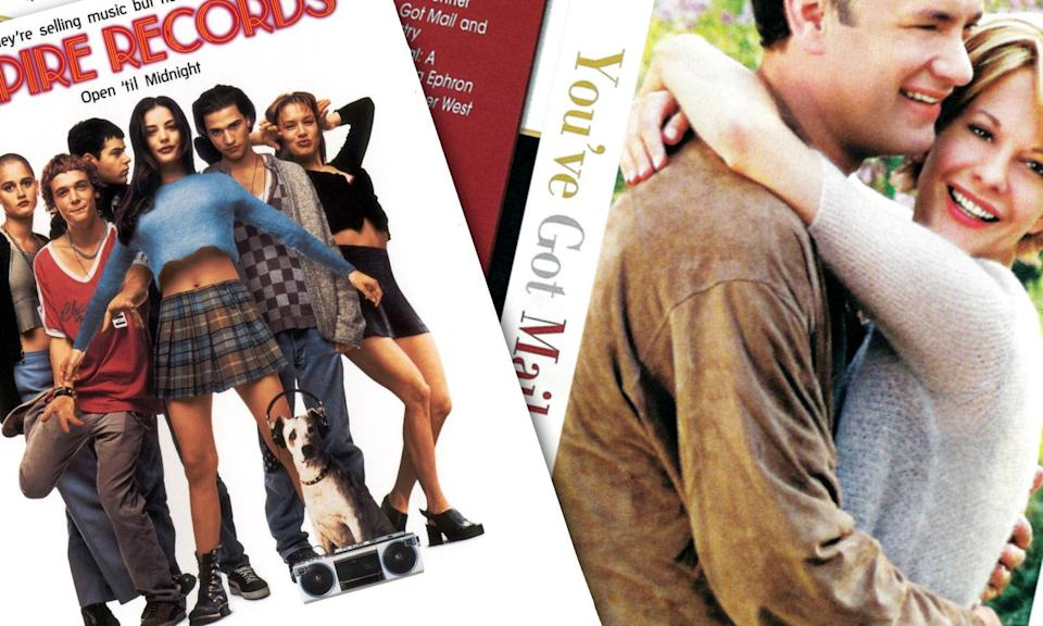 These films were improved by Cranberries songs