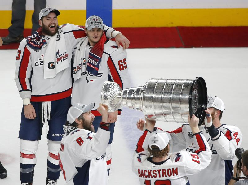 7c43d7f7f50 Washington Capitals  Stanley Cup parade set for Tuesday