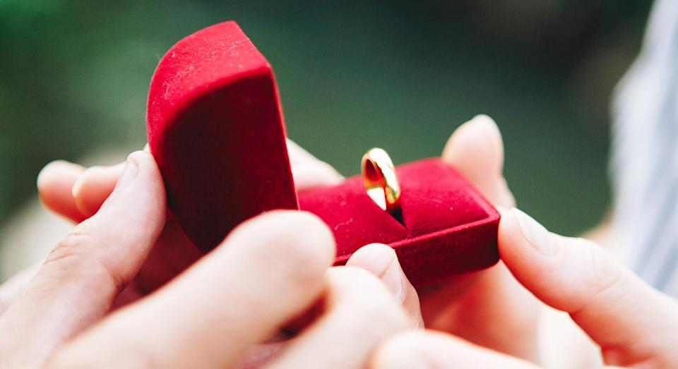 Engagement rings are particularly tricky to choose. [Photo: Unsplash]
