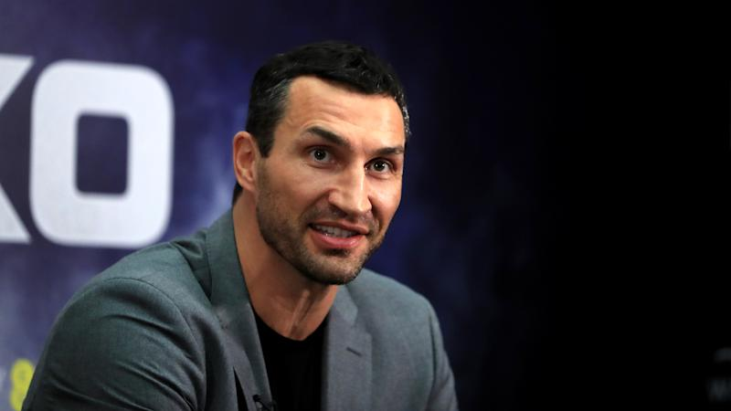 Former heavyweight champion Wladimir Klitschko safe after yacht fire
