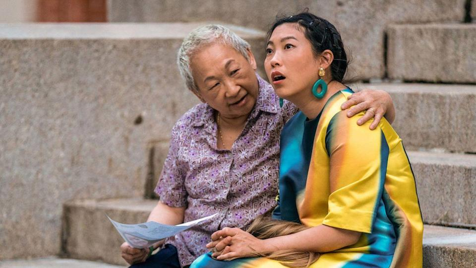 <p>Following roles in <em>Ocean's 8, Crazy Rich Asians,</em> and <em>The Farewell</em>, Awkwafina had a lot of doors open for her in Hollywood over the last few years. Her decision to sign on to a TV gig for Comedy Central may seem like a head-scratcher, but the lack of Asian representation on the small screen makes it clear why this was the right choice. Lori Tan Chinn (<em>Orange is the New Black</em>) and BD Wong (<em>Law & Order: Special Victims Unit</em>) co-star as her family members. </p>