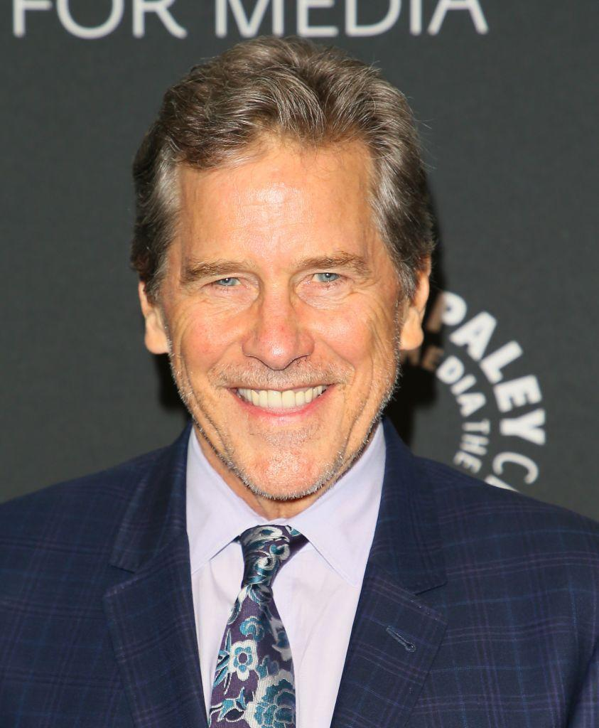 <p>He's surly Doc Mullins on Virgin River, but Matheson is best known for his role in <em>National Lampoon's Animal House</em> and his Emmy-nominated stint as Vice President John Hoynes on <em>The West Wing. </em>More recently he starred opposite Rachel Bilson on <em>Hart of Dixie.</em></p>