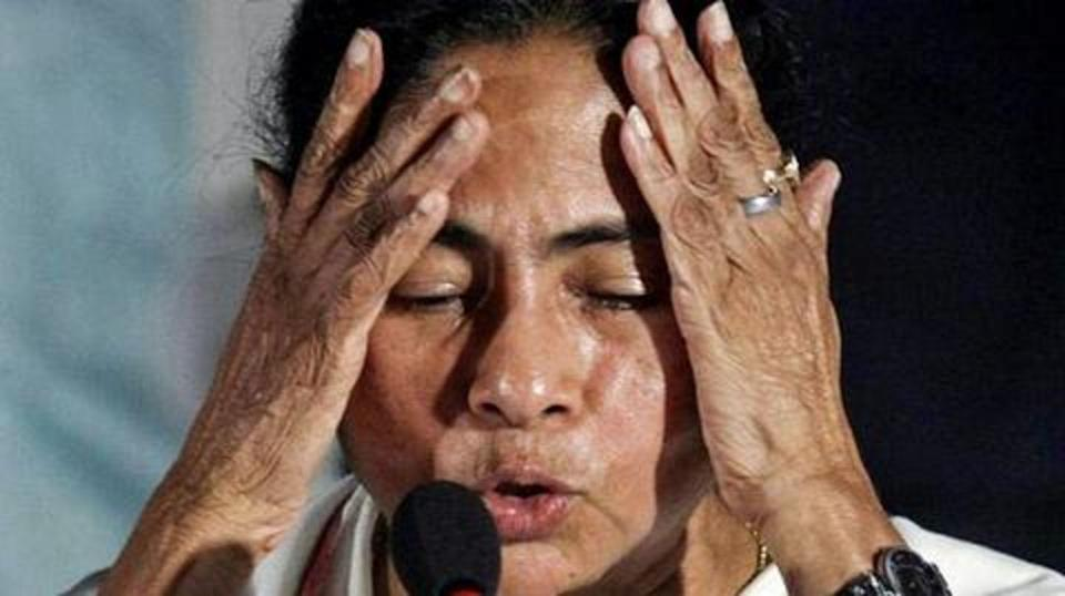 26-year-old girl, arrested for sharing Mamata Banerjee