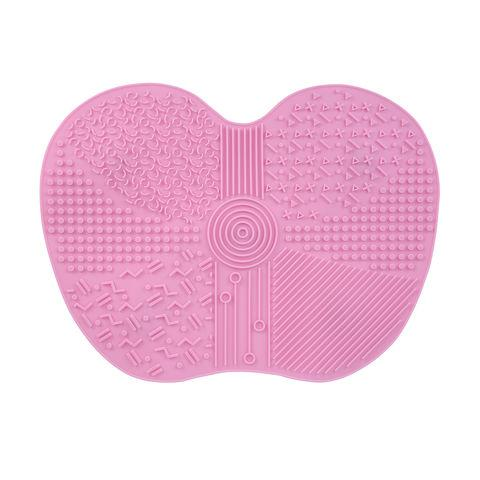 $6 pink makeup brush cleaning mat from Kmart