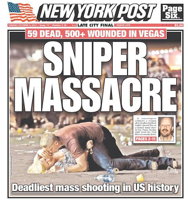 "<p>""New York Post,"" published in New York, N.Y. (newseum.org) </p>"