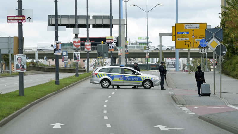 The case has been handed to federal prosecutors (Picture: AP/Jens Meyer)