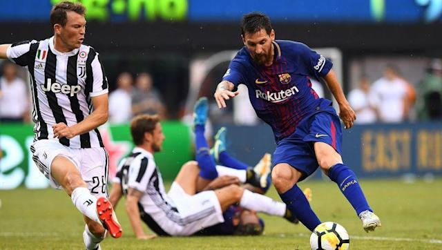 <p>Lionel Messi is still the greatest threat Barcelona possess but last season Juventus managed to nullify the Argentina captain. During last season's Champions League semi-final ties between the two clubs, Juventus won 3-0 at home and drew 0-0 away. </p> <br><p>It was Juventus' defensive strength as a collective that helped them stop the likes of Messi, Suarez and Neymar from registering their name on the score sheet over 180 minutes.</p> <br><p>If Juventus are to leave the Nou Camp for the second season in a row without conceding a goal, their back four will have to put in another perfect performance against Messi. </p>