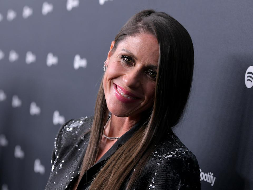 Soleil Moon Frye at a Spotify event on 23 January 2020 in Los Angeles, California (Charley Gallay/Getty Images  for Spotify)