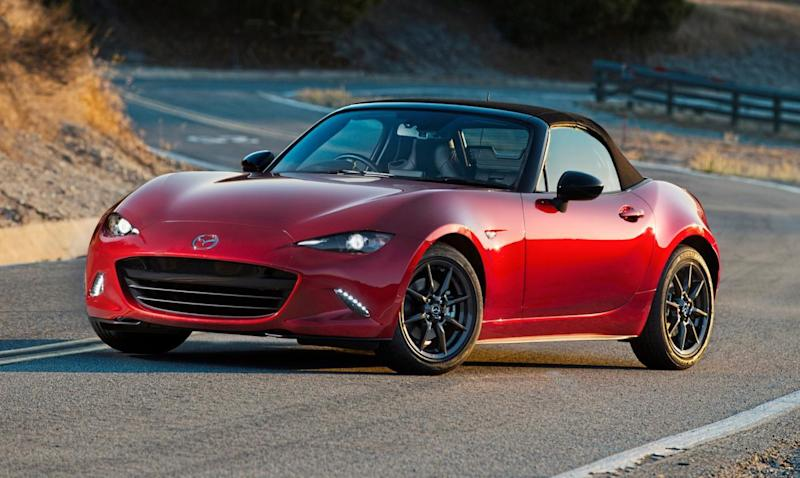 2016 mazda mx 5 miata first drive. Black Bedroom Furniture Sets. Home Design Ideas