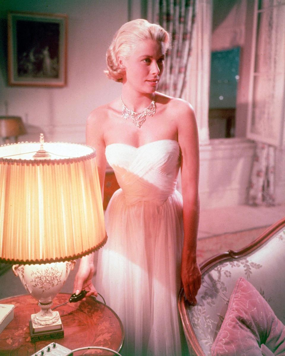 Grace Kelly in To Catch a Thief (1955).