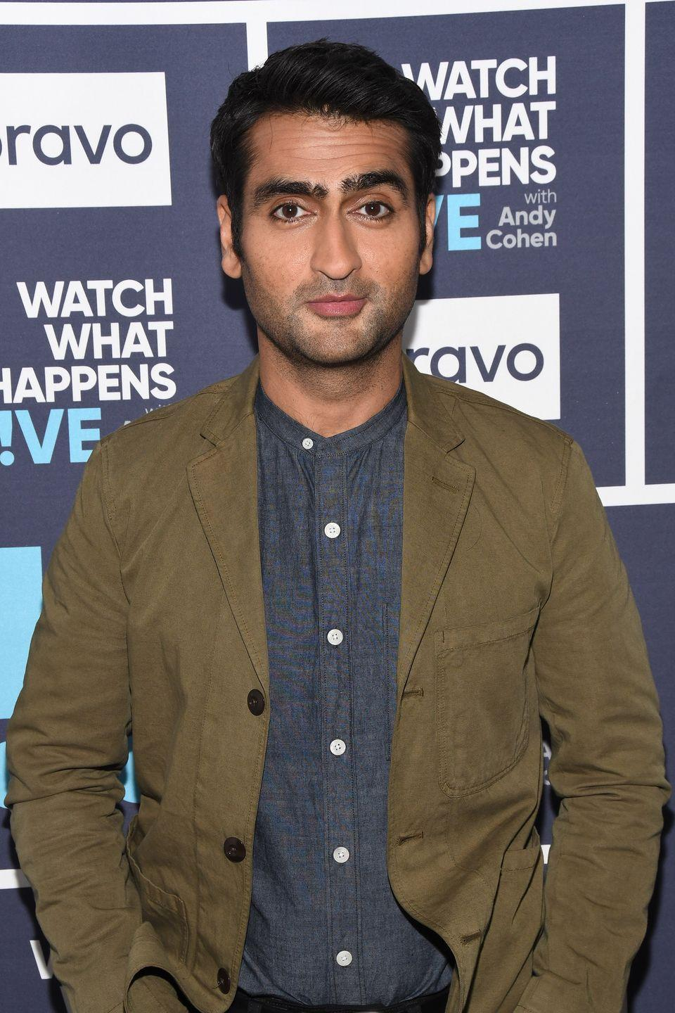 <p>In 2017, Kumail Nanjiani and his wife, Emily V. Gordon, debuted the film they co-wrote, <em>The Big Sick</em>, which was based on their relationship and starred Nanjiani. The actor was also starring in the hit HBO show <em>Silicon Valley.</em></p>