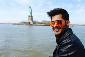 Meet Bishal Kumar Das, a 25-year old traveller to go across 44 countries