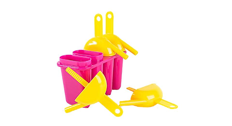 Lick & Sip Reusable Ice Lolly Maker