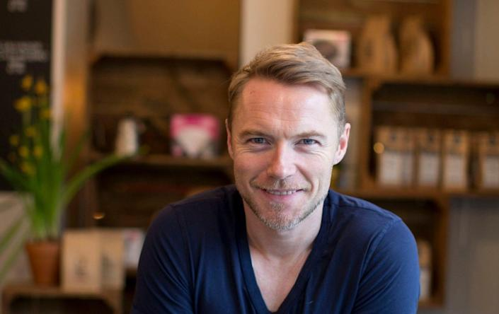 Ronan Keating said he was always suspicious how his private information was being obtained
