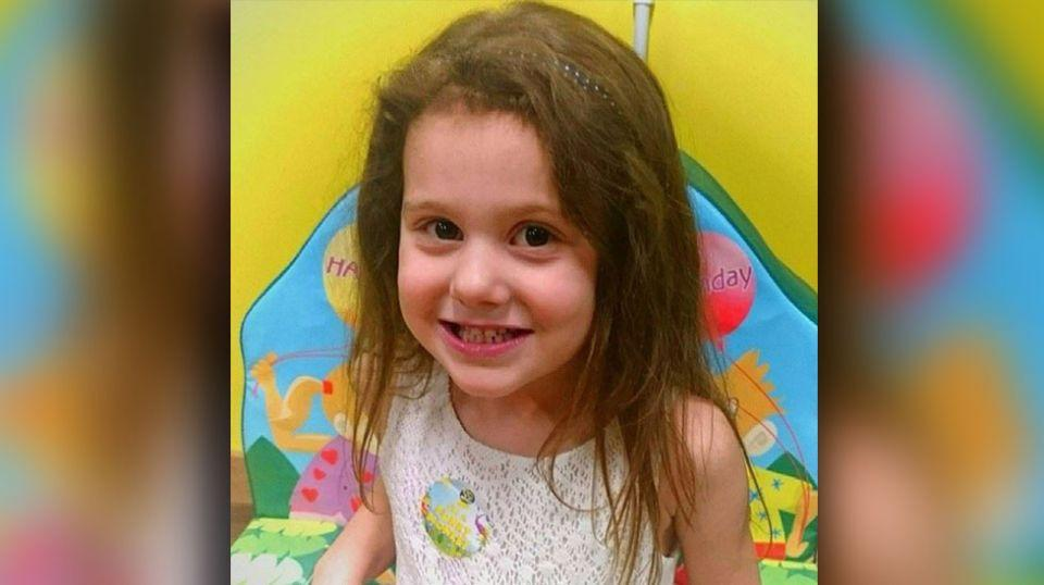 Ellie-May died around five hours after she was allegedly turned away from the GP appointment. Source: Handout