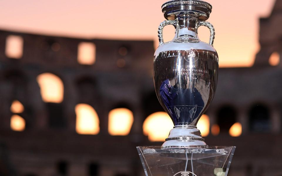Euro 2020 prize money: How much will the tournament winner get - and what could England earn? - GETTY IMAGES
