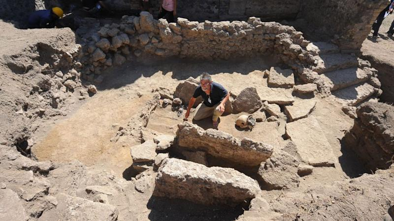 Pompeii Discovery: Pre-Roman Tomb Found at Famous Archaeological Site
