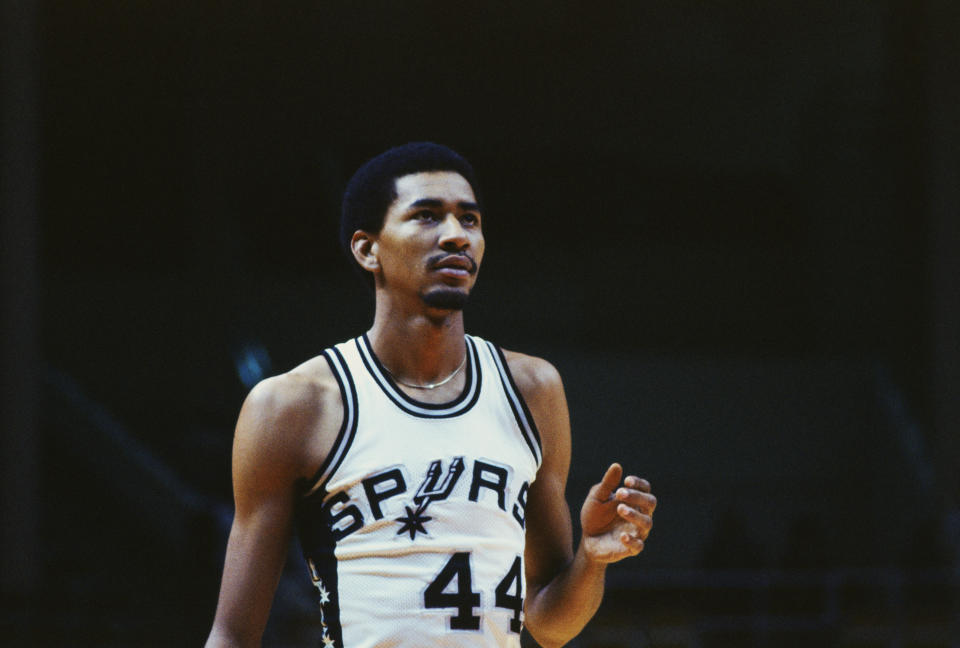 George Gervin。(Getty Images)