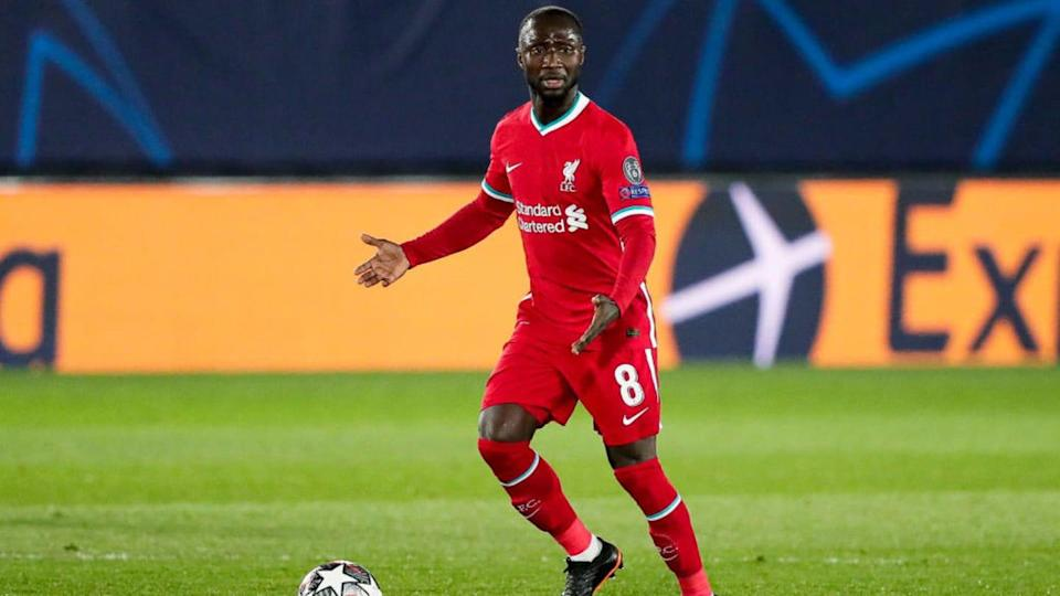 Naby Keita   Soccrates Images/Getty Images