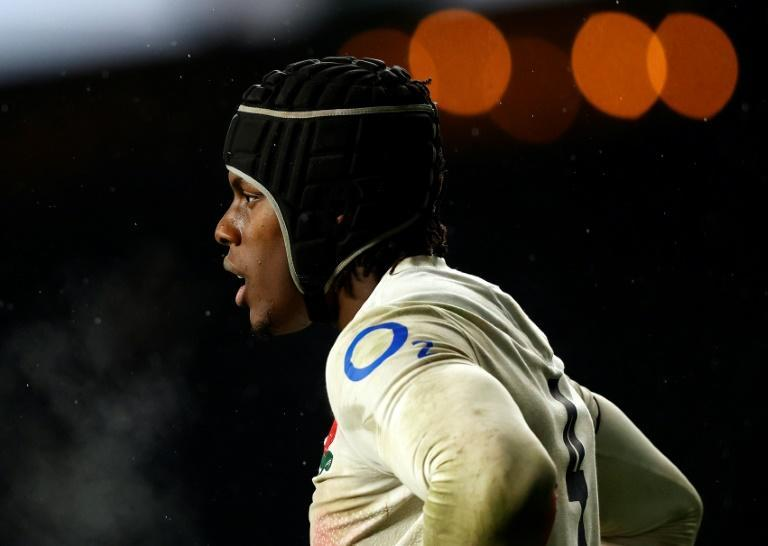 Chastening defeat - England lock Maro Itoje takes part during an 11-6 Six Nations loss to Scotland at Twickenham