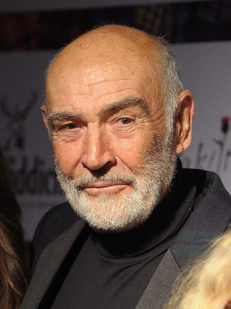 Connery, who famously played James Bond for seven films in the '60s–'80s, retired from acting in the 2000s. He announced the decision while accepting the AFI's Lifetime Achievement Award in 2006, though he did return for some voice work before his death in 2020.