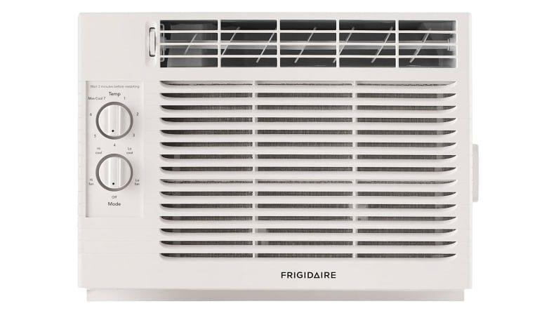 This trusty window unit will cool down your apartment quick and efficiently.