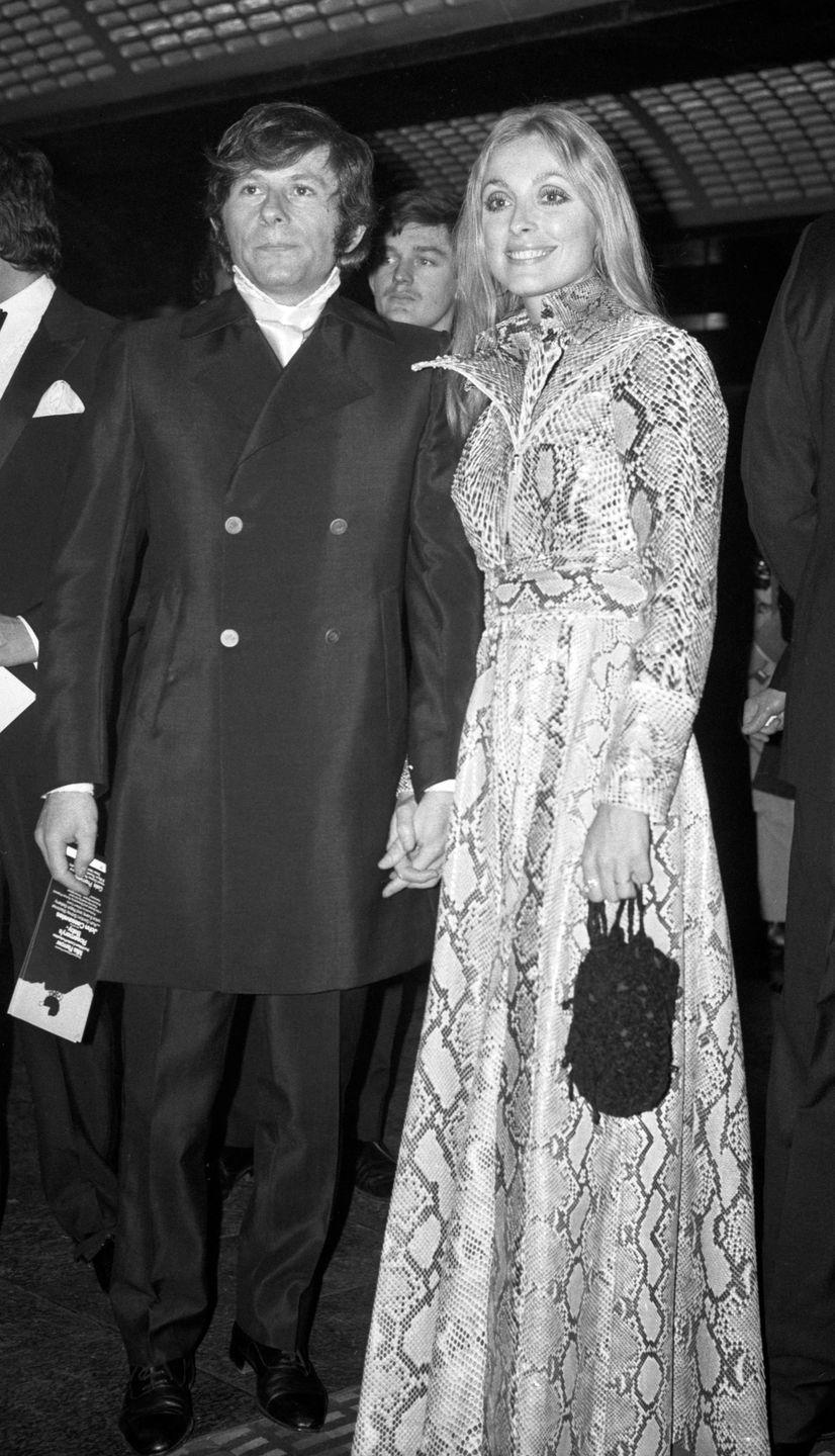 <p>In 1969, Polanski and Tate attended the premiere of <em>Rosemary's Baby</em>, which Polanski directed. It would go on to receive 12 award nominations, including two Academy Awards. </p>